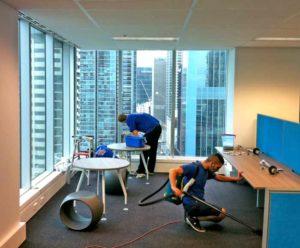builders clean sydney
