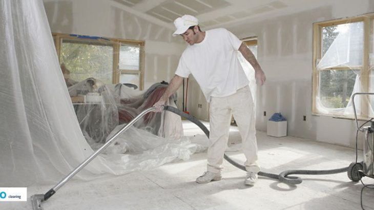 Our builders cleaning service in Sydey