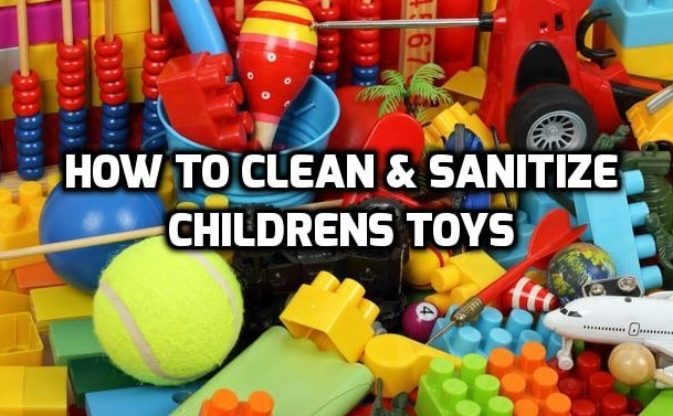 childcare cemtre toys cleaning