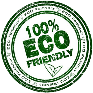 100% Eco Friendly Products