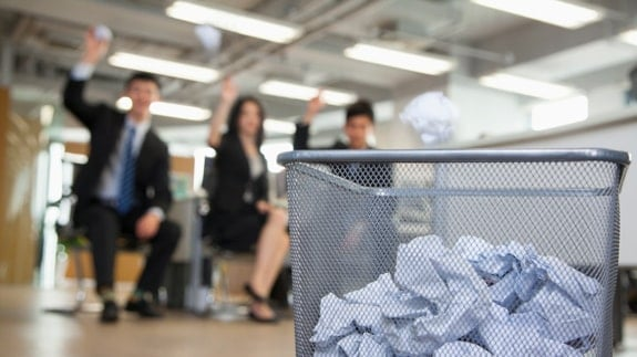 how to reduce waste in your office