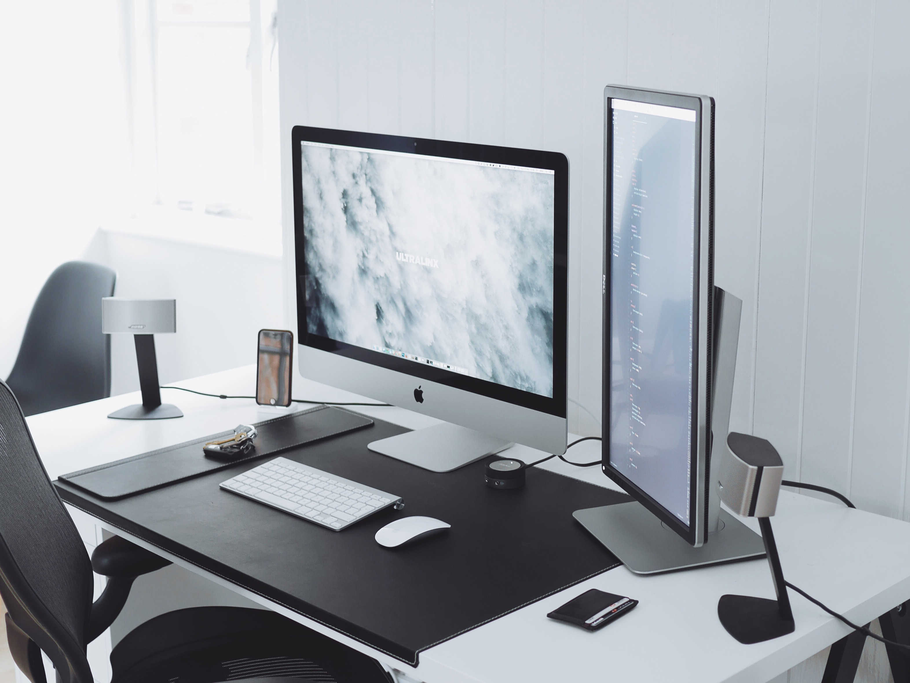 maintained workspace