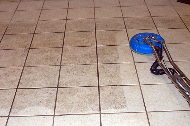 Professional tile grout cleaning sydney