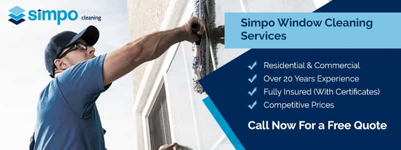 Simpo Window Cleaning Service in Sydney