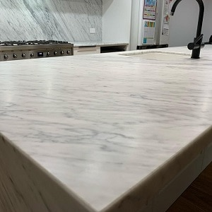 image of a kitchen benchtop